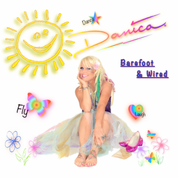Danica Barefoot & Wired Album Cover