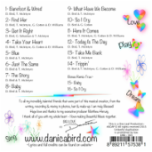 Danica Barefoot & Wired CD Album Cover