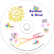 Danica Barefoot & Wired CD